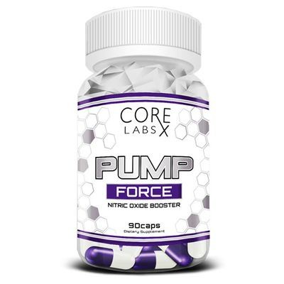 Revange Nutrition Pump Force 90 Kapseln - CoreX Labs