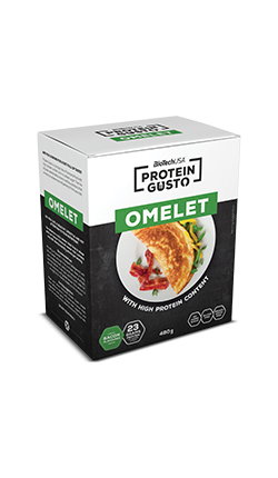 Biotech USA Protein Gusto - Omelet Bacon 480g