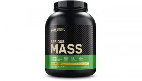 Optimum Nutrition Serious Mass Weight Gainer 2727g