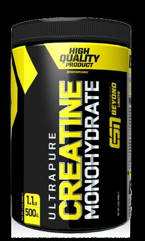 ESN Ultrapure Creatine Monohydrate 500g