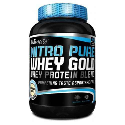Biotech USA Nitro Pure Gold Whey 908g