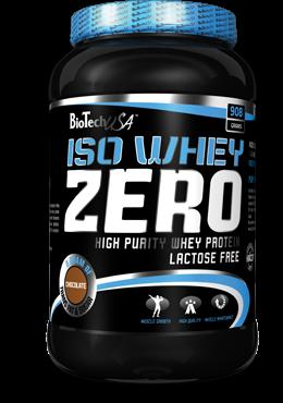 BioTech USA Iso Whey Zero 2270g -15% OFF