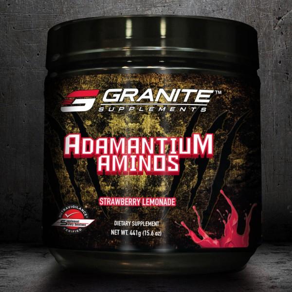 Granite Adamantium Amino's 444g 30 Servings (EAA's)