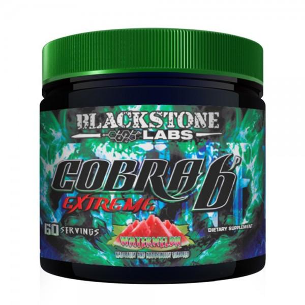 BLACKSTONE LABS Cobra 6P Extreme Powder 88g - 60 Servings