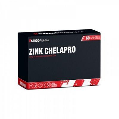Blackline 2.0 Zink Chelapro 60 Kapsel - sinobpharma