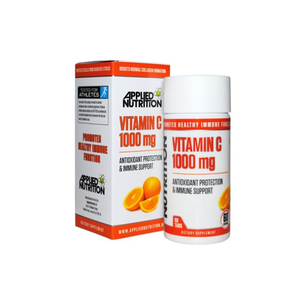 Applied Nutrition Vitamin C 60 Tabletten