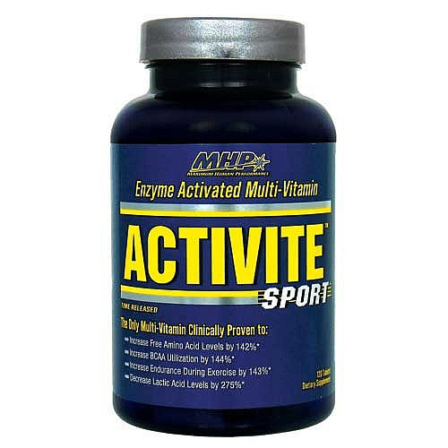 MHP Activite Sport 120 Tabletten