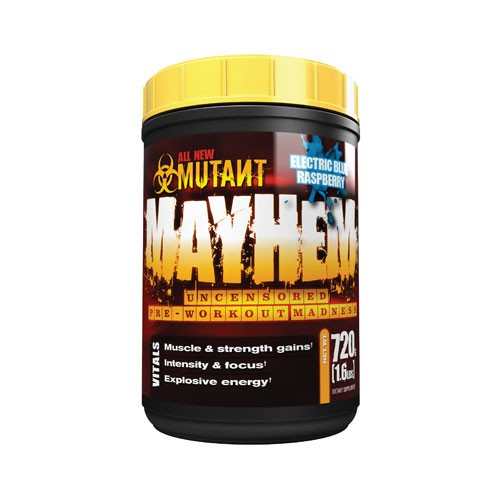 MUTANT Mayhem (1.6lbs) 720g