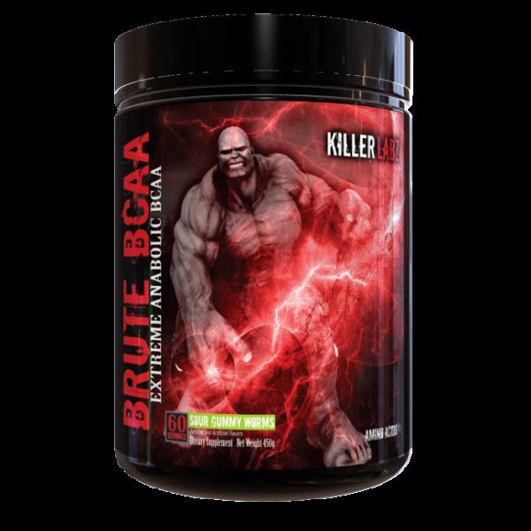 Killer Labz Brute-BCAA 450g - 60 Servings