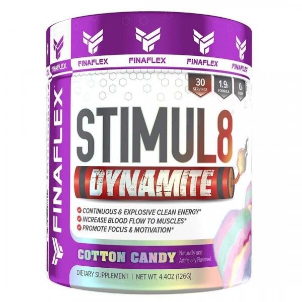 FINAFLEX Stimul8 Dynamite 126g - 30 Servings US VERSION