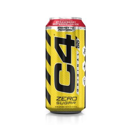 Cellucor C4 Carbonate 12x473ml - ENERGY DRINK