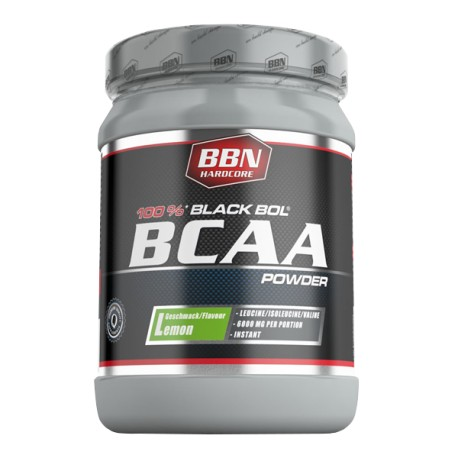 BBN Hardcore BCAA Black Bol Powder 450g