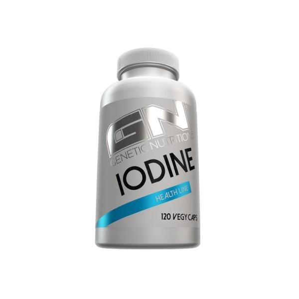 GN Laboratories Iodine 120 Kapseln