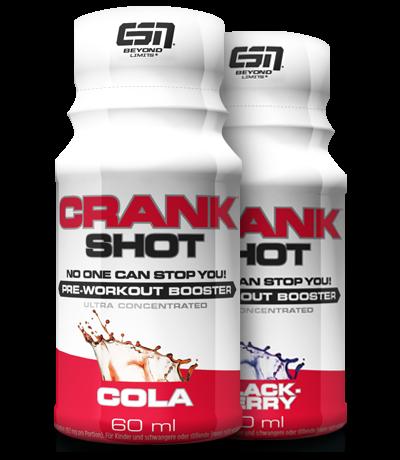 ESN Crank Shot 12 x 60mg KICKSTARTER