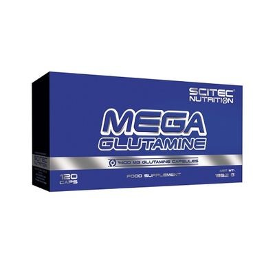 Scitec Mega Glutamine 120 Kapseln