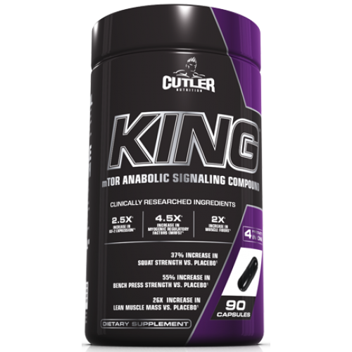 Cutler Nutrition King 90 Kapseln