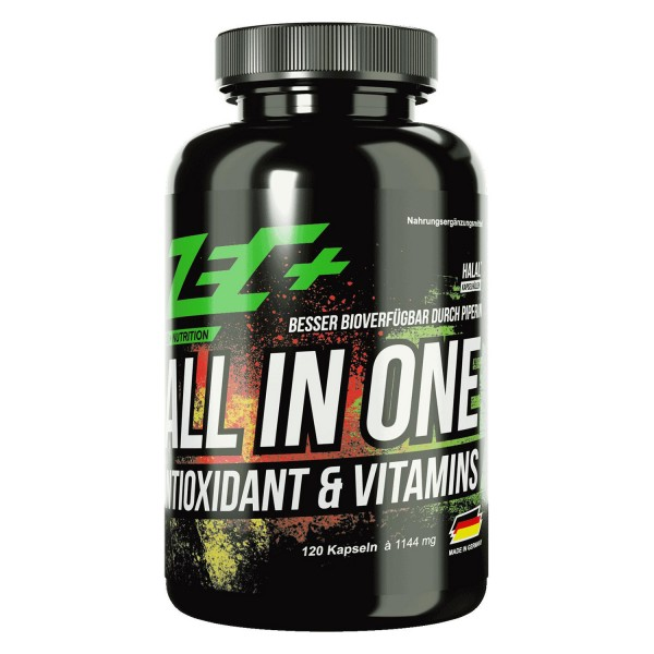 Zec+ All In One Antioxidant & Vitamins 120 Kapseln