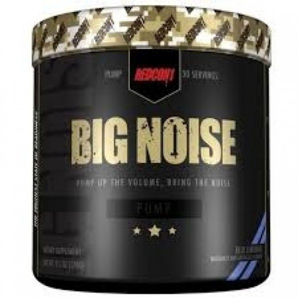 RedCon1 Big Noise 270g (30 Servings) - Non Stim Booster