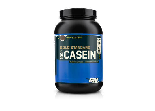 Optimum Nutrition 100% Casein Protein Gold Standard 908g