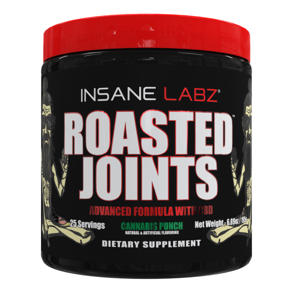 INSANE LABZ Roasted Joints 172g - GELENKSUPPLEMENT