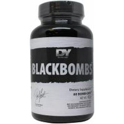 DY Nutrition BLACKBOMBS Fett Burner 60 Kapseln