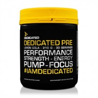6648 mi1 pd318 1 200x200 - Dedicated Pre - Der EU Workoutbooster von Dedicated Nutrition