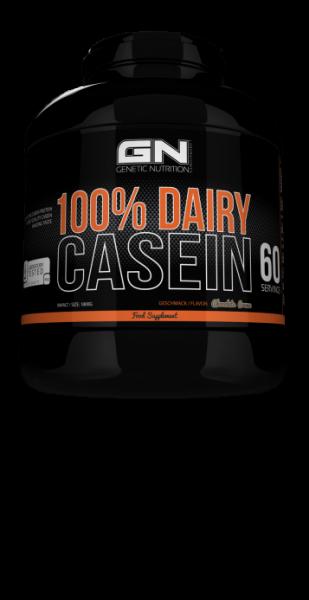 GN Laboratories 100% Dairy Casein Protein 1800g
