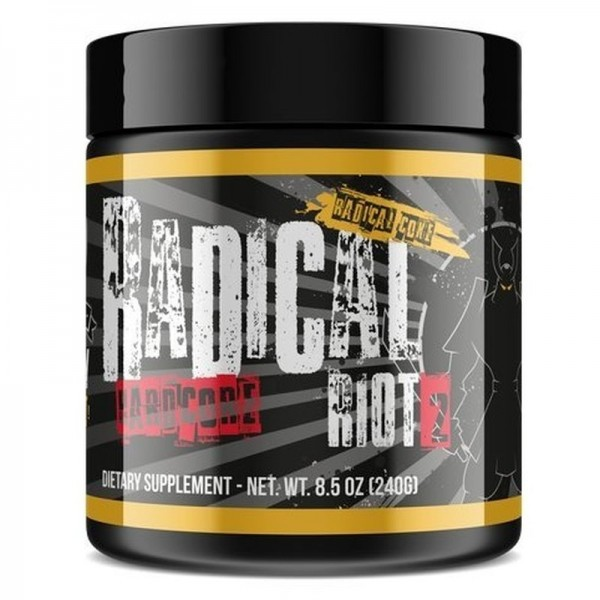 Undisputed Laboratories Radical Riot 2.0 240g