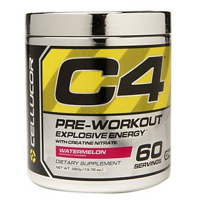 Cellucor C4 G4 Chrome Series 195g - 30 Servings