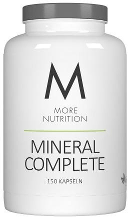 More Nutrition Mineral Complete 150 Kapseln