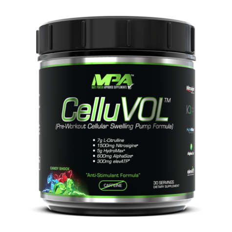MPA Celluvol 588g (30 Servings)