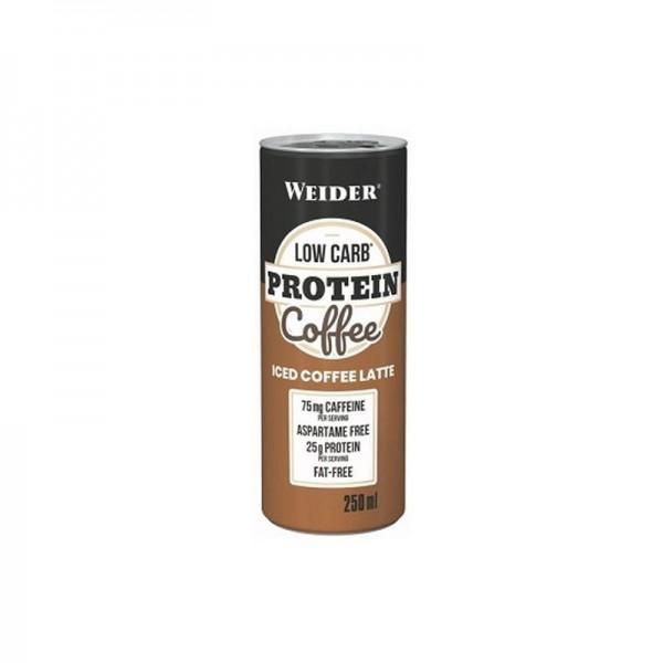 Weider Protein Iced Coffe Latte - 24 x 250ml