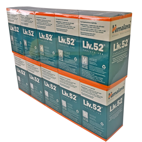 HIMALAYA Liv. 52 DS 60c aps10 Pack - DS Double Strength