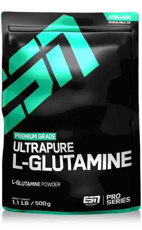 ESN Ultrapure L-Glutamine 500g Powder