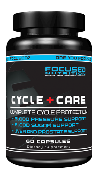 Focused Nutrition Cycle Care 60 Kapseln