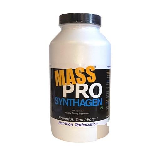 Musclemass Mass Pro Synthagen x2 270 Kapseln
