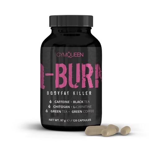 GymQueen GymQueen Q-BURN BodyFat Killer 120 Kapseln