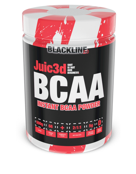 Blackline 2.0 Juic3d BCAA 500g