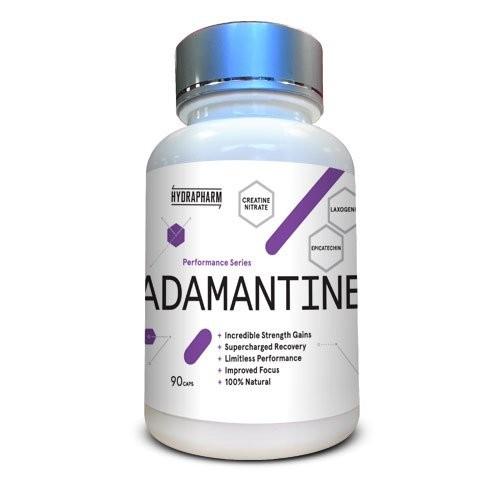 Hydrapharm Adamantine 90 Kapseln - u.a. Epicatechin + Laxogenin