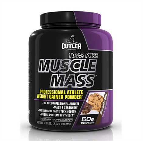 Cutler Nutrition 100% Pure Muscle Mass 2625g 5lb