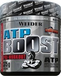 Weider ATP Boost 375g - Kirsch-Wassermelone