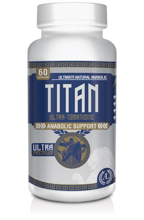 Antaeus Labs Titan 60 Kapseln - Natty Muscle Supplement