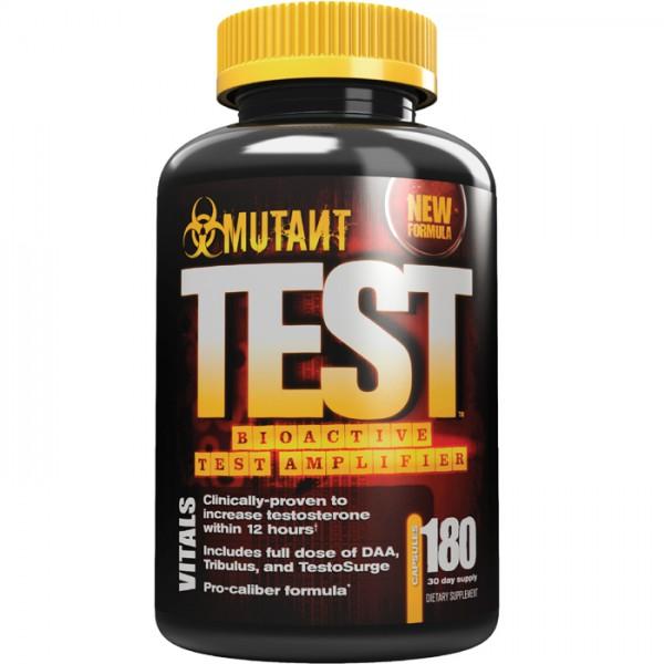 MUTANT TEST Testosteron Booster 180 Kapseln