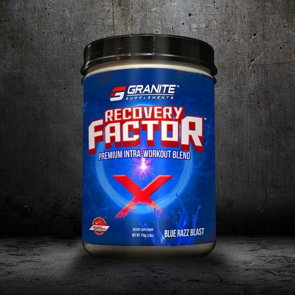 Granite Recovery Factor X 910g - 20 Servings (Recovery/Post Workout)