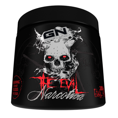GN Laboratories Narcotica The Evil 250g