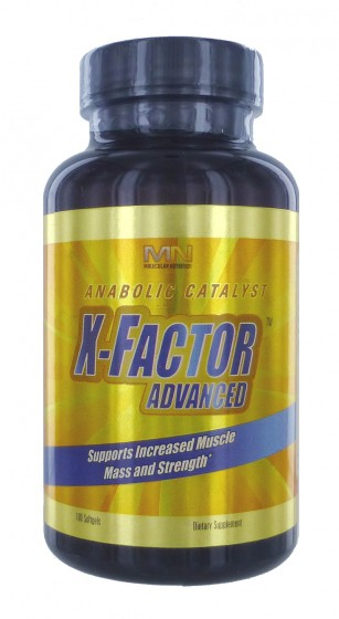 Molecular Nutrition X-Factor Advanced 100 Kapseln