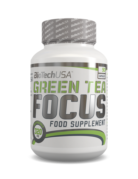 Biotech USA Green Tea Focus 90 Kapseln
