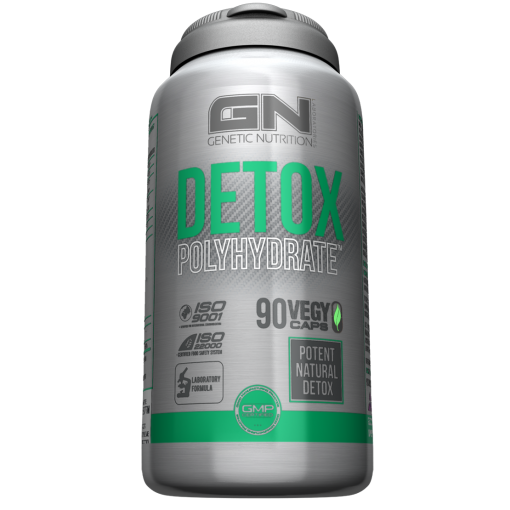 GN Laboratories Detox Polyhydrate 90 Kapseln