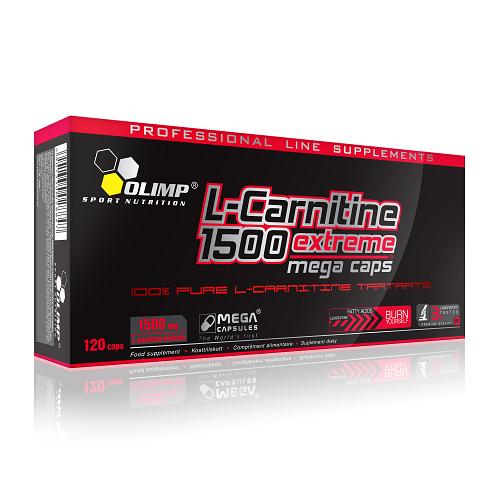 Olimp L-Carnitine 1500 Extreme - 120 Kapseln