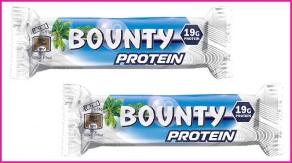 Bounty Protein Bar 18x57g Riegel - ABVERKAUF siehe info